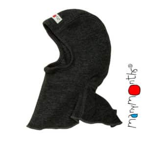 Manymonths kominiarka elephant hood foggy black