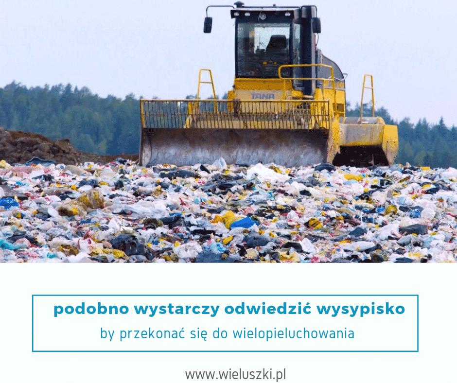Warto używać, bo… pieluchy wielorazowe są less waste!