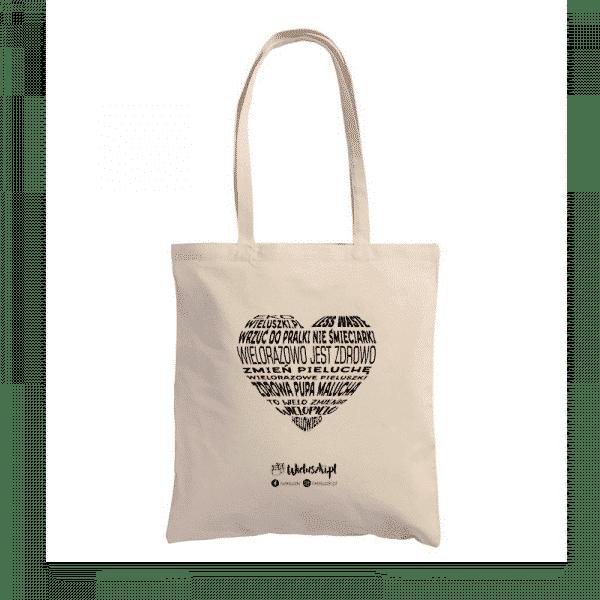 torba e1613592573784 Gruba torba bawełniana na zakupy, z długimi uszami