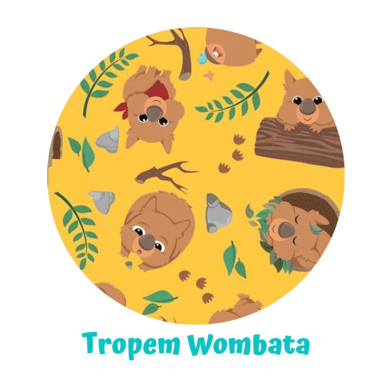 Tropem Wombata