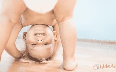 Wpływ pieluch wielorazowych na rozwój motoryczny dziecka
