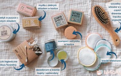 Mama zero waste – makijaż i pielęgnacja