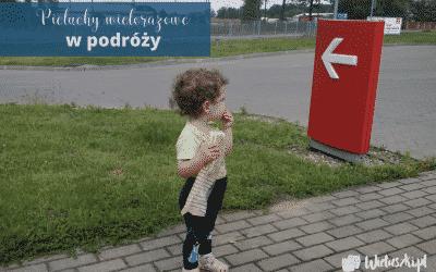 Pieluchy wielorazowe w podróży