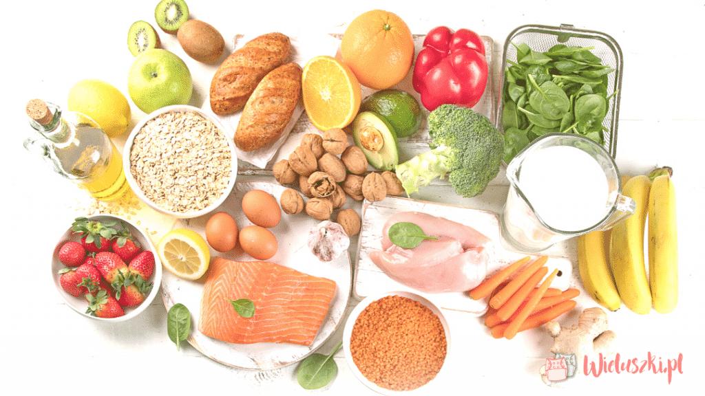 zróżnicowana dieta dla matki karmiącej