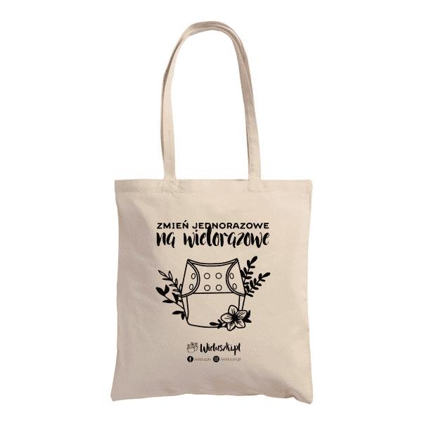 wielorazowa torba na zakupy