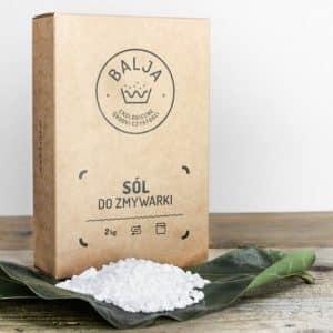 Balja sól do zmywarki