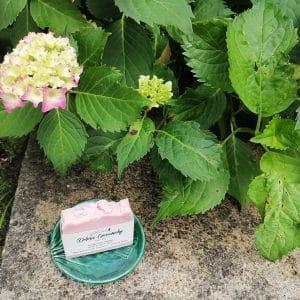 mydelniczka ceramiczna z dziurkami lisc duzy 4 Ręcznie robione mydelniczki ceramiczne z dziurkami. Wybierz wariant :) Więcej zdjęć poszczególnych wariantów w opisie produktu.
