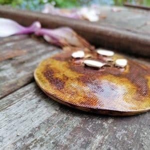 mydelniczka ceramiczna z dziurkami vintage 4 Ręcznie robione mydelniczki ceramiczne z dziurkami. Wybierz wariant :) Więcej zdjęć poszczególnych wariantów w opisie produktu.